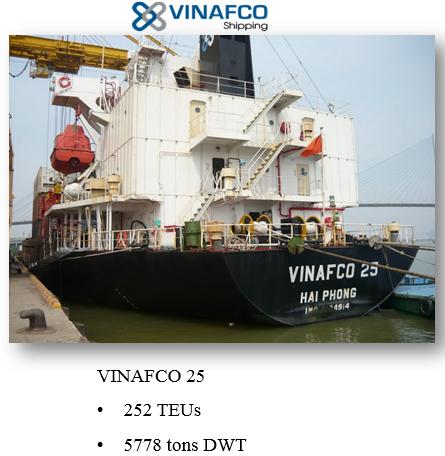 Vinafco25